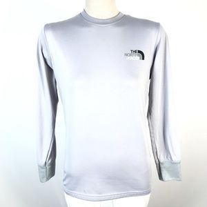 The north face long sleeve tee